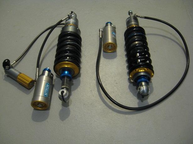 NITRON bmw R1150GS GSA