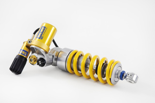 Ohlins MKII and GP Shocks