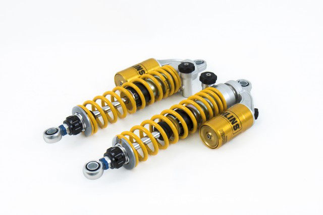 Ohlins Fully Adjustable TWIN Shocks