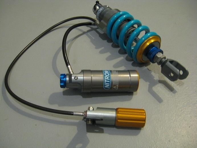 Nitron VFR400 NC30